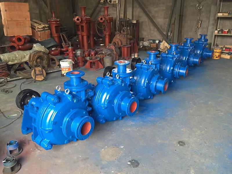 AH,HH,M型系列渣浆泵